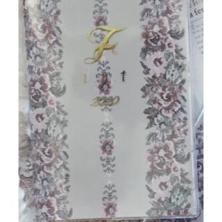 F i.n.t - フィント  ノベルティ  ノベルティー  手帳  ダイアリー