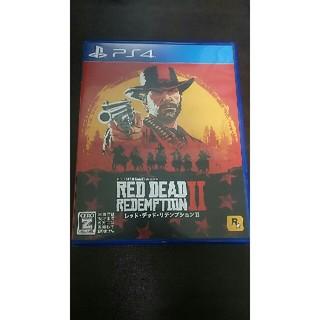 PlayStation4 - レッド・デッド・リデンプション