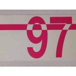 12/29(日) C97 コミックマーケット97 2日目 サークルチケット
