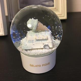 ジェラートピケ(gelato pique)の「非売品」ジェラートピケ スノードーム(置物)