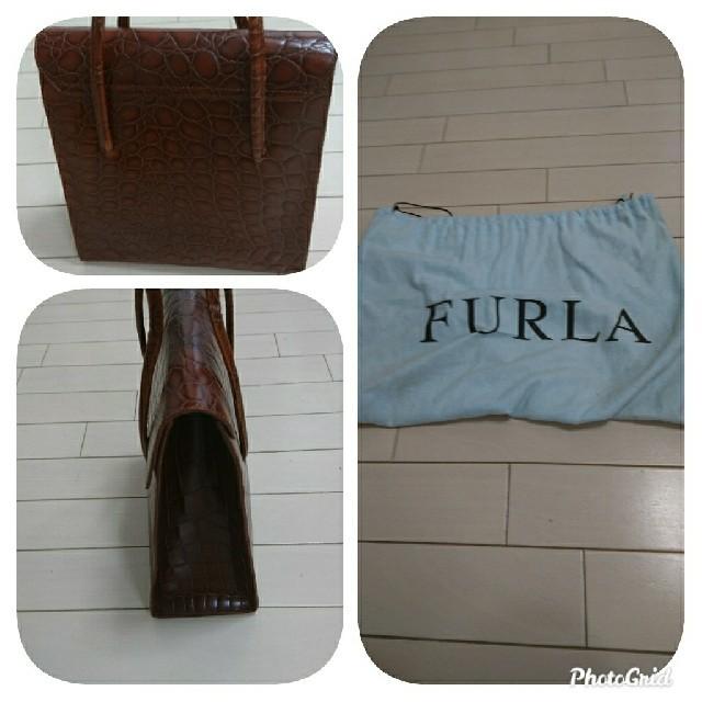 Furla(フルラ)のフルラ     バッグ   お値下げしました レディースのバッグ(ハンドバッグ)の商品写真