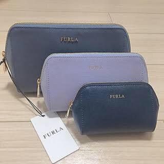 Furla - FURLA ELECTRA コスメティックケース
