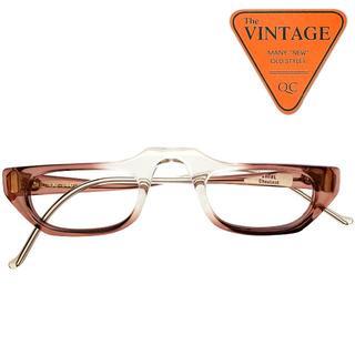 SALE!美品未使用60s USAビンテージ ハーフアイリーディンググラス老眼鏡(サングラス/メガネ)