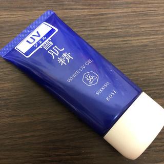 セッキセイ(雪肌精)の雪肌精 ホワイト UV ジェル(日焼け止め/サンオイル)