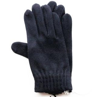 クロエ(Chloe)の新品 シャーリング BK カシミヤ混 クロエ GANTS 手袋 SALE(手袋)
