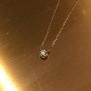 Vendome Aoyama - 定価15万 鑑定書付き⭐︎18金最高品質ダイヤモンドネックレス
