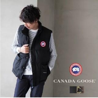 カナダグース(CANADA GOOSE)のCANADA GOOSE  カナダグース  FREESTYLE CREW(ダウンベスト)