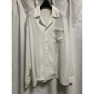 ラッドミュージシャン(LAD MUSICIAN)のパジャマシャツ 42サイズ 17aw(シャツ)