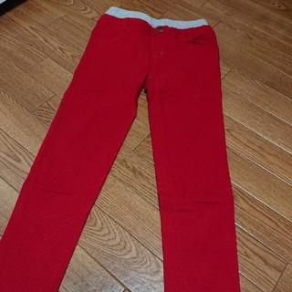 赤色のパンツ 150