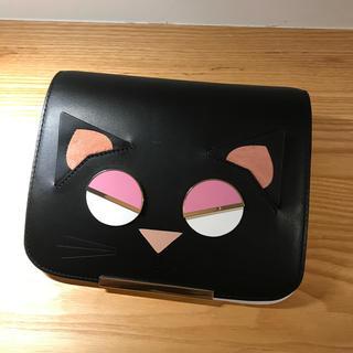 ケイトスペードニューヨーク(kate spade new york)のケイトスペード♠️メイクイットマインフラップ日本未発売猫(その他)