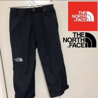 THE NORTH FACE - ノースフェイス 110 レインパンツ ドットショットパンツ キッズ