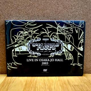ポルノグラフィティ - ポルノグラフィティ 74ers LIVE 2003 DVD