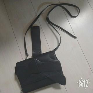 オゾック(OZOC)のお財布リボンショルダー(ショルダーバッグ)