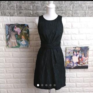 ユナイテッドアローズ(UNITED ARROWS)のFLICKA ドレス ワンピース(ミディアムドレス)