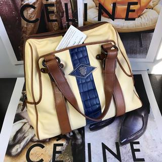 celine - 【正規品】美品 ✨ CELINE セリーヌ クロコ 型押し 高級鞄 『ギャラ付』