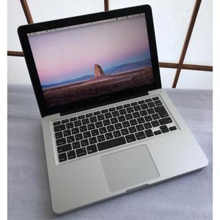 Mac (Apple) - 【美品Mac】MacBook Pro 13inch Core i5