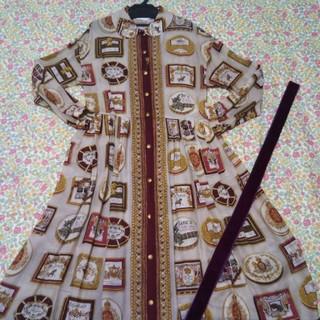 JaneMarple - ジェーンマープル Royal chocolate day dress