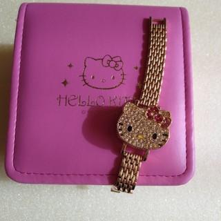 サンリオ(サンリオ)のHello kitty  キラキラ ウォッチ(腕時計)