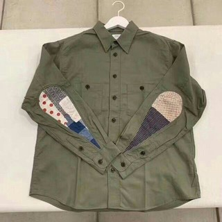 VISVIM - 新品 男女兼用 VISVIM USM ALBACORE SHIRT シャツ