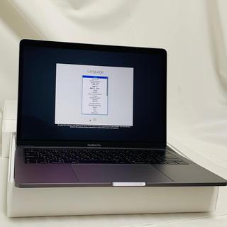 マック(Mac (Apple))のMacBook Pro 2019 13インチ スペースグレイ(特価)(ノートPC)