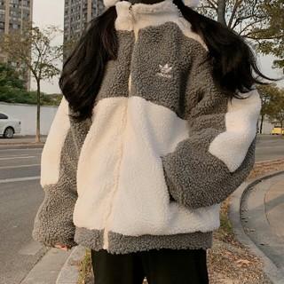 adidas - ADIDAS タグ付き オリジナルスボアフリースジャケット