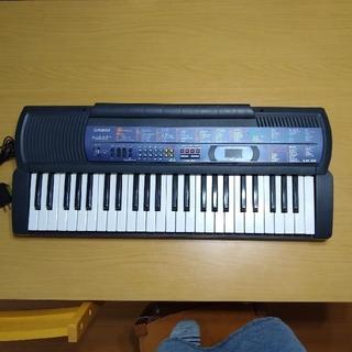 カシオ(CASIO)のキーボード CASIO LK-22 カシオ 光ナビゲーション(キーボード/シンセサイザー)