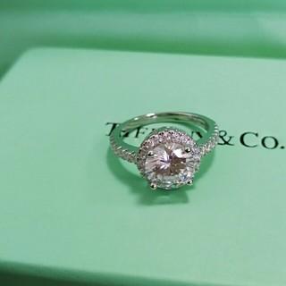 ティファニー(Tiffany & Co.)の素敵❤️ Tiffany リング 指輪 レディース 6号(リング(指輪))