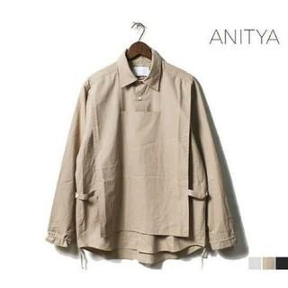 SUNSEA - アニティア ANITYA シャツ カリギヌシャツ