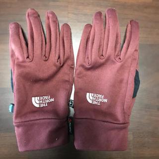 ザノースフェイス(THE NORTH FACE)のノースフェイスの手袋(手袋)