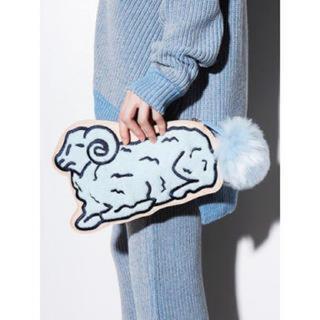PAMEO POSE - 【PAMEO POSE】羊クラッチ