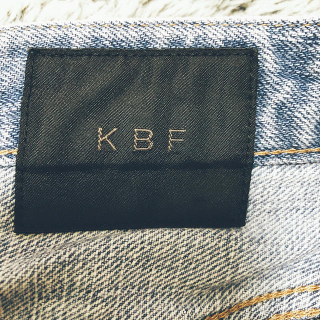 KBF(ケービーエフ)のma*さま専用 レディースのパンツ(デニム/ジーンズ)の商品写真