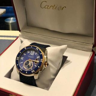 Cartier - カルティエ CARTIER カリブル ドゥ カルティエ ダイバーW2CA0008