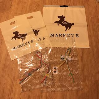 マーキーズ(MARKEY'S)の新品 マーキーズ  ショップ袋 ラッピング袋(ショップ袋)