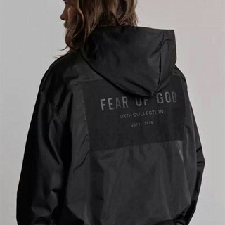 FEAR OF GOD - Fear Of God 6TH collection ジャケット ブラック