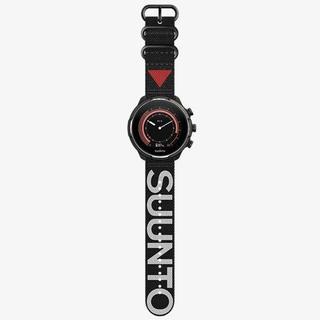 スント(SUUNTO)のSuunto 9 Baro☆海外限定アンバサダーモデル☆チタン☆ストラップx2(腕時計(デジタル))