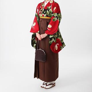 フリフ(ふりふ)の卒業式 袴 8点セット(着物)