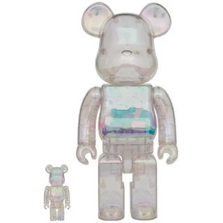 X-girl - BE@RBRICK X-girl 100% & 400% ベアブリック