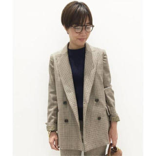 L'Appartement DEUXIEME CLASSE - 再値下げ 定価69000円 今期 アパルトモン MOON W Jacket 36
