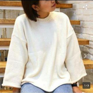トゥデイフル(TODAYFUL)の☆即購入OK・via j☆(ニット/セーター)
