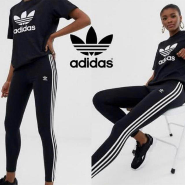 adidas(アディダス)のタイムセール♡正規品 レディースのレッグウェア(レギンス/スパッツ)の商品写真