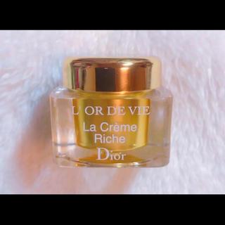 クリスチャンディオール(Christian Dior)のオードヴィラクレームリッシュ  オードヴィシリーズの美容クリーム(フェイスクリーム)