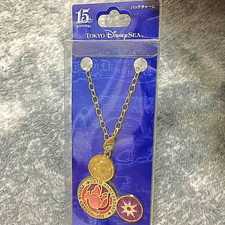 Disney - 15th限定Disneyバッグチャーム