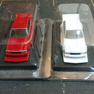 アオシマ(AOSHIMA)のアオシマ グラチャンシリーズ レパード 旧車 シャコタン(ミニカー)