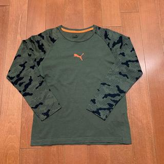 プーマロングTシャツ 150cm