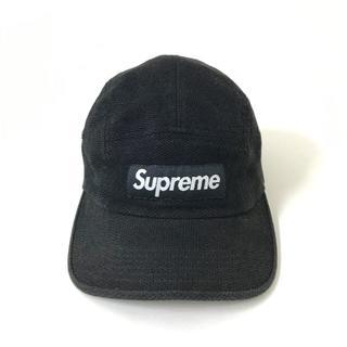 Supreme - 最終 supreme ジェットキャップ 黒 ボックスロゴ ★ノースフェイス