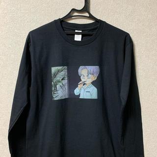 ドラゴンボール トランクス ロンT ロング Tシャツ
