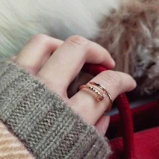 ✿可愛い カルティエ リング(指輪) ピンクゴールド 本物 (リング(指輪))