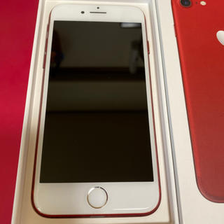 Apple - iPhone 7 128GB PRODUCT RED (au) SIMフリー