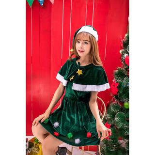 n137 在庫処分クリスマス コスプレ 衣装 サンタクロース サンタガール