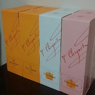 モエエシャンドン(MOËT & CHANDON)のヴーヴクリコ(750ml)×8本(シャンパン/スパークリングワイン)